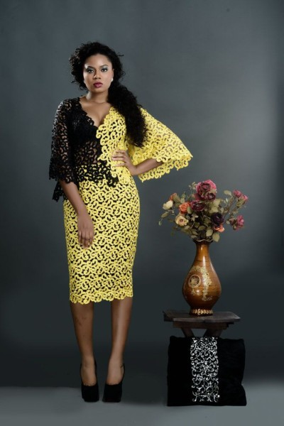 Unveiled Femme Fatale Brand New Collection From Trish O Couture Kamdora