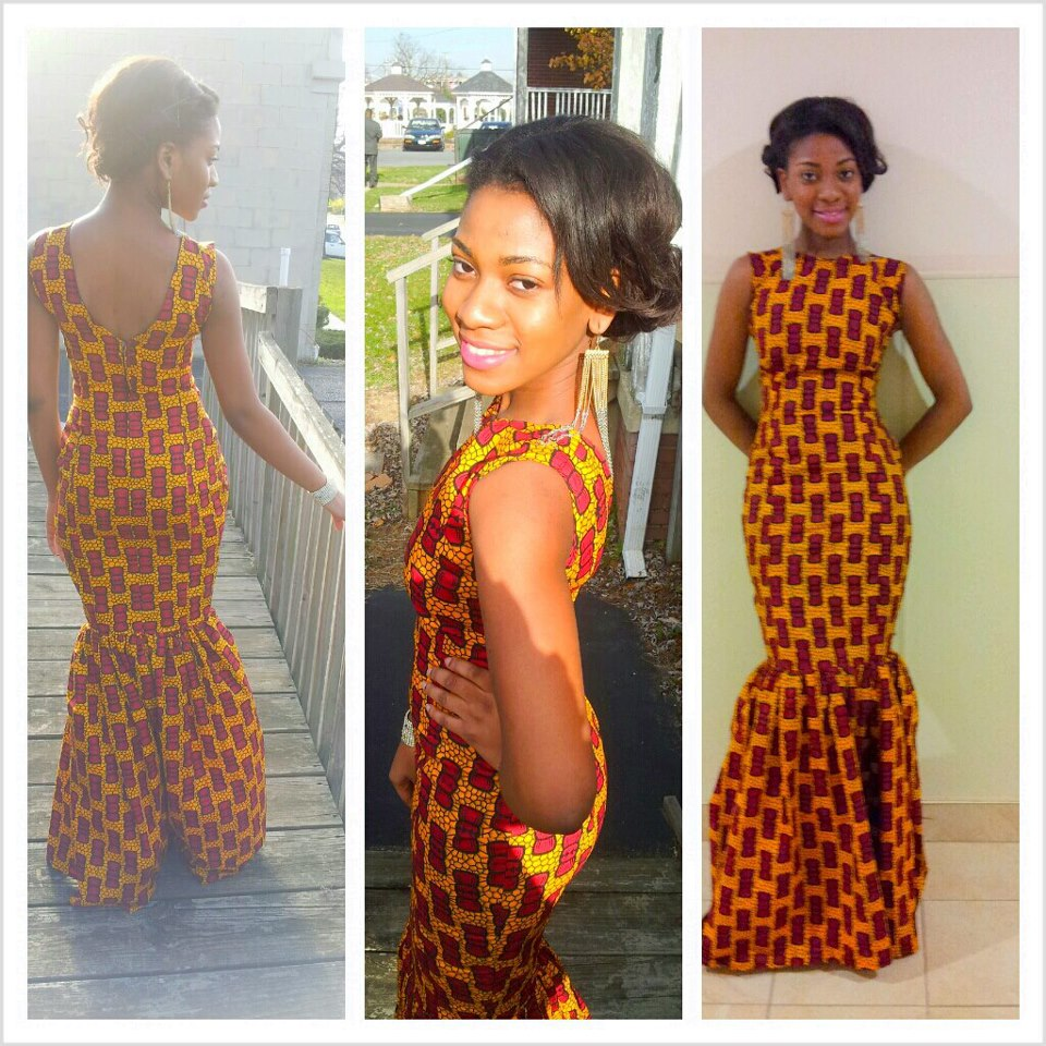 Traditional: Beautiful African Women In Traditional Clothing