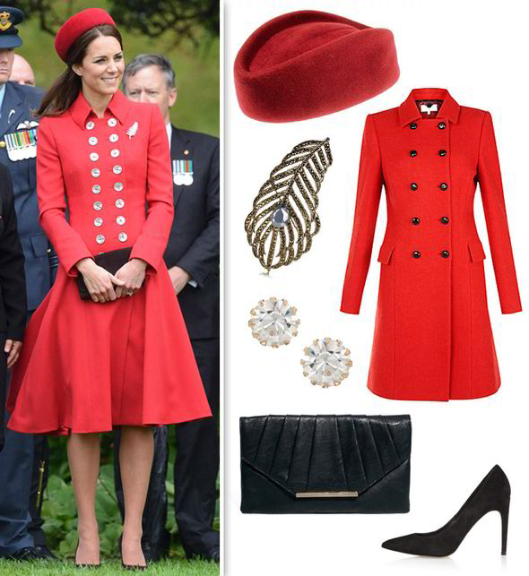Kate middleton s 65 000 royal tour wardrobe see all of her outfits