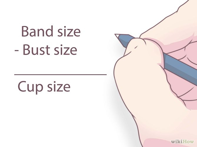 Cup Size Examples