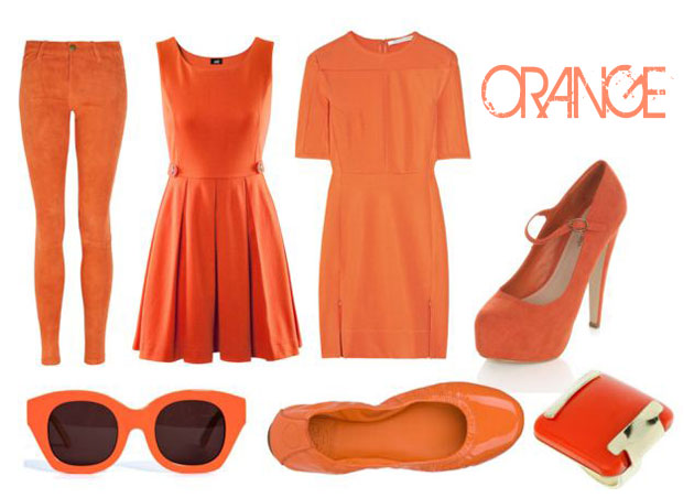 Orange Fever: Ways To Rock The Hot Colour Trend