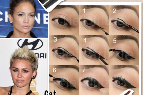 how to put pencil eyeliner wikihow