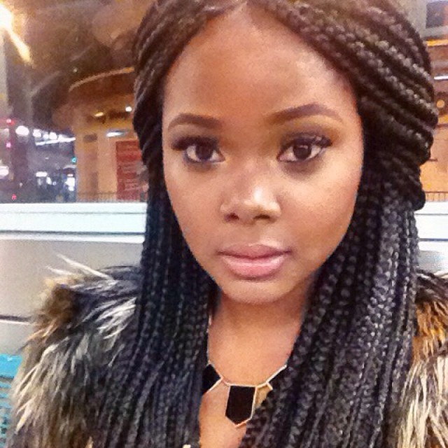 Beauty How's: Styling Up Your Braids