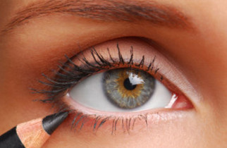 How to Wear the Coloured Eyeliner-on Kamdora.com- Kamdora