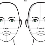Top Best Hairstyles For Your Face Shape: Oval Shape
