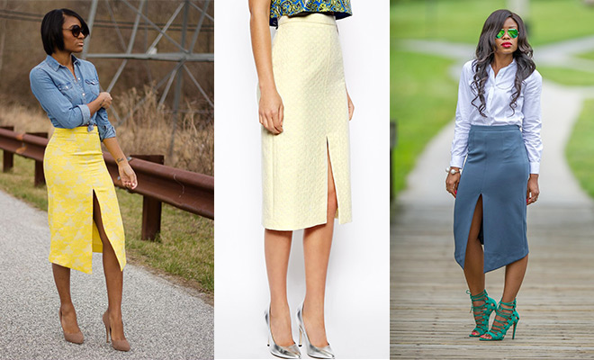 Pencil Skirt Archives | Kamdora