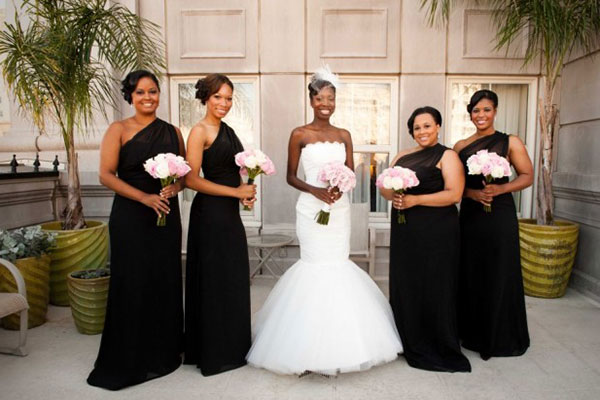 Cheap Black N White Wedding Dresses: Kamdora's Pick: How To Choose The Perfect Outfit For Your