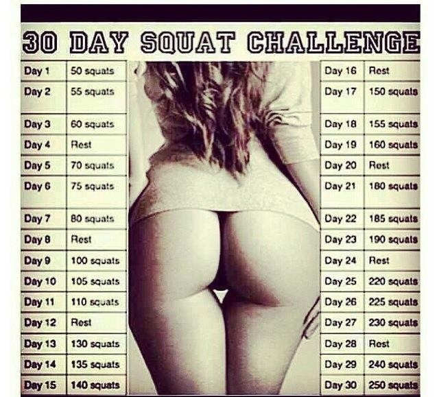 Excercises To Make Butt Bigger 25