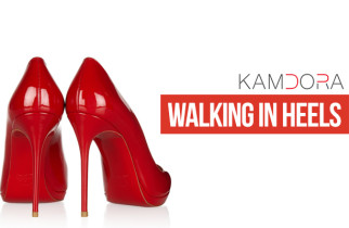Walking in High Heels Without Pain-on kamdora.com