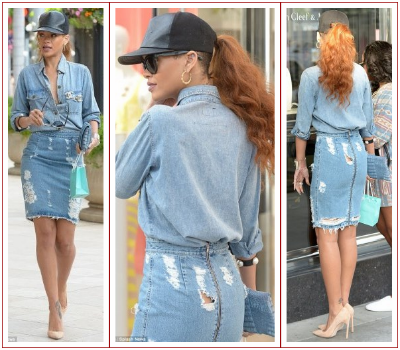 who wore it best the frame denim distressed