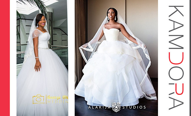 How To Find The Perfect Wedding Dress For Your Body Type: Busty Bride Idea