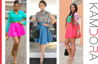 How To's Wearing Skater Skirts