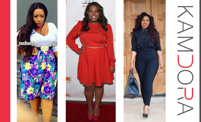 Rules For Dressing Your Plus-Size Body