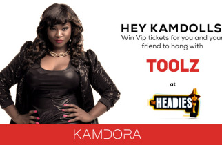 GirlsNightOut At The Headies With Toolz...We Have A Winner!