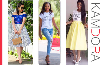 Fashion Trend Word Play Tees