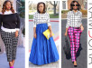 How To's Wearing Window Pane Patterns