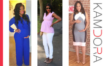 Pregnant and Chic: Style That Bump
