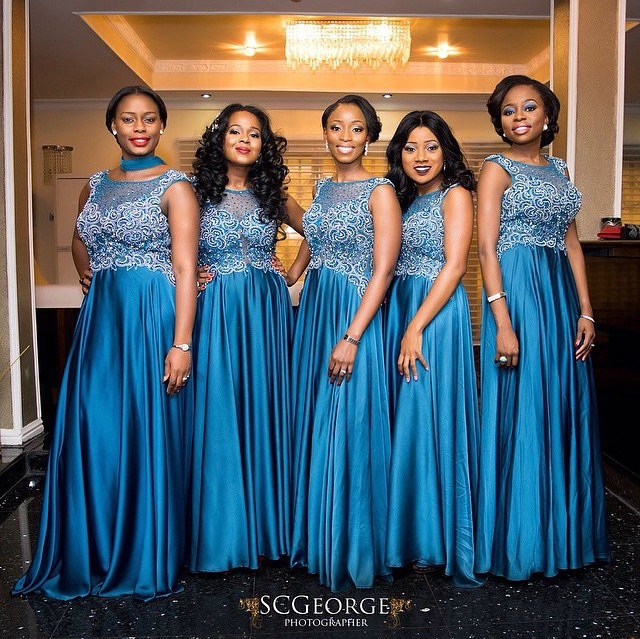 Chief Bridesmaid Dresses | Midway Media