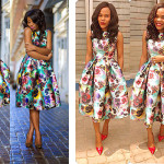 Who Wore It Best: Chi Chi London Floral Dress