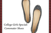 College Girls Special: Commuter Shoes