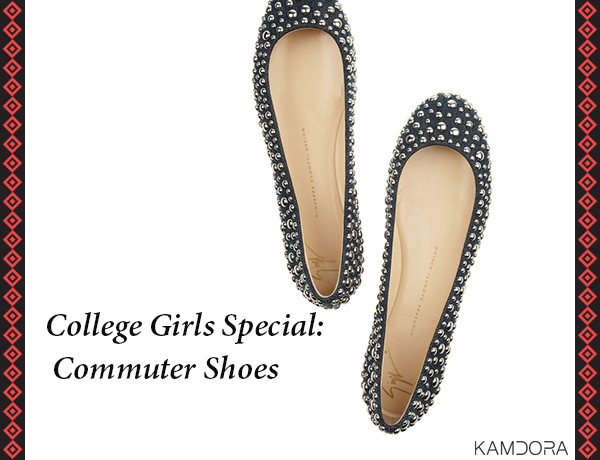 College Girls Special Commuter Shoes