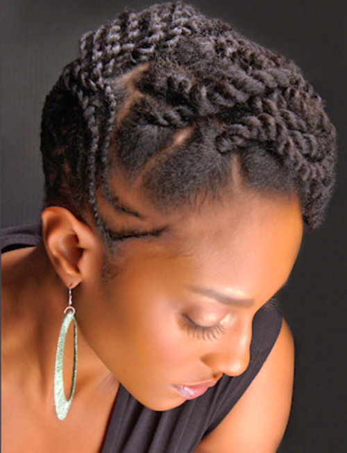 hair styles to do with hair style lookbook 2 protective hairstyles for work 1135