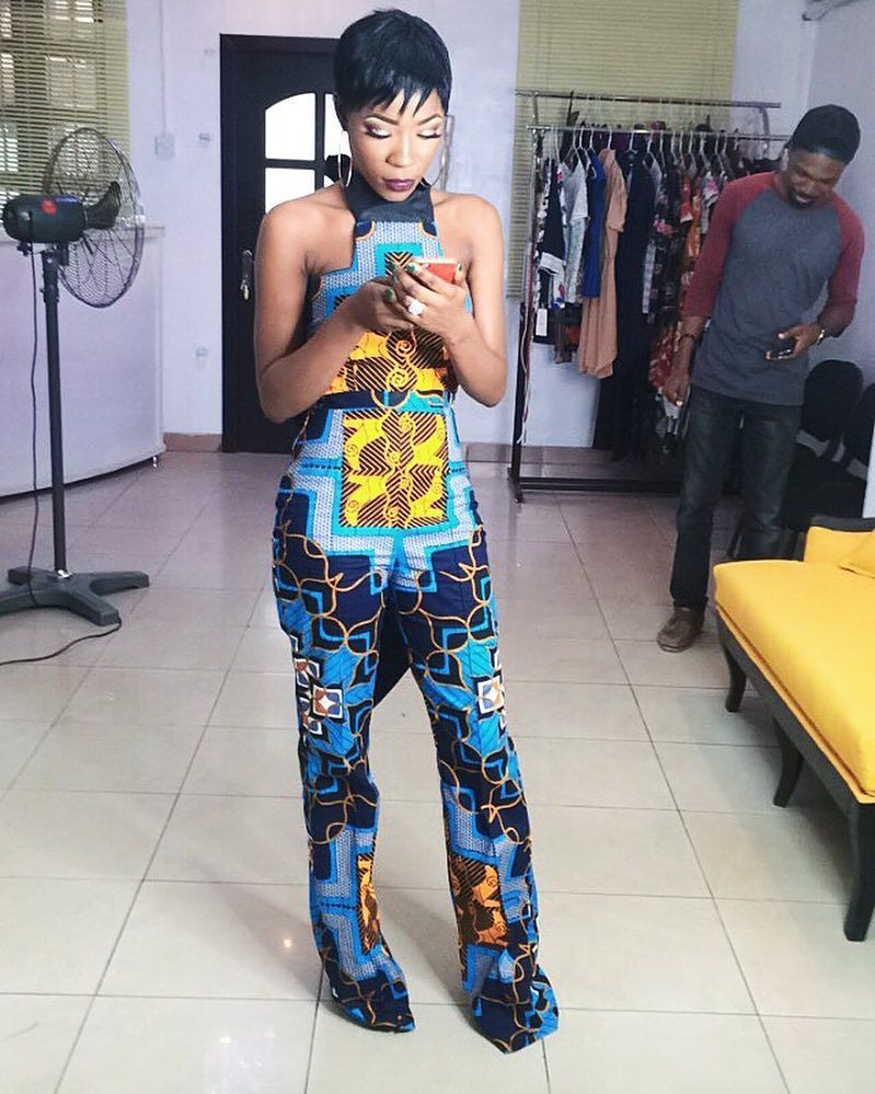 Outfit by Demure By Adenike