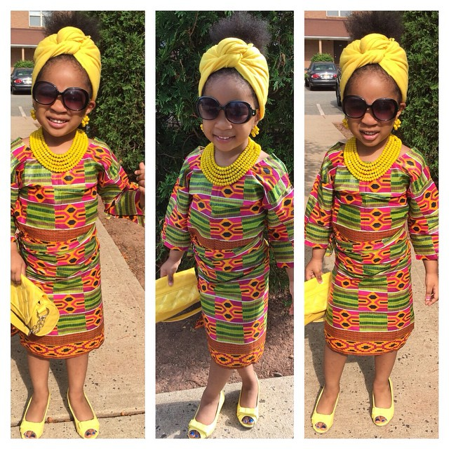 Kids Special Ankara Looks For Your Baby Girl Kamdora