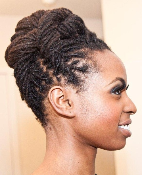 Fantastic Dreadlocks Styles To Try Kamdora Short Hairstyles For Black Women Fulllsitofus