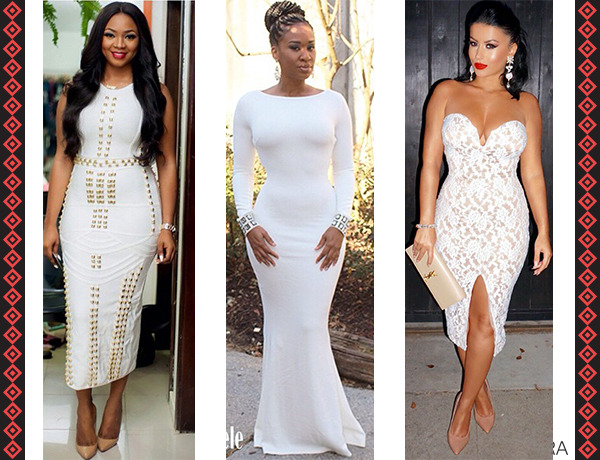 How to wear white to someones else wedding kamdora white to weddings junglespirit Images