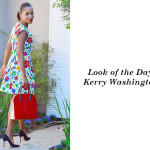 Look of the Day: Kerry Washington x Suno x Louis Vuitton x Christian Louboutin
