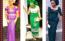 Wedding Glam #62: The Asoebi Way