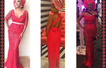 Dolapo Oni's Trad Wedding: What em' Ladies Wore