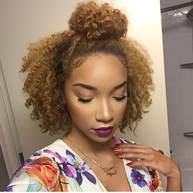 Surprising Natural Hair Styles Archives Kamdora Hairstyle Inspiration Daily Dogsangcom