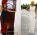 Abbyke Domina Releases More Pictures from Her Wedding Guest Inspiration Dresses