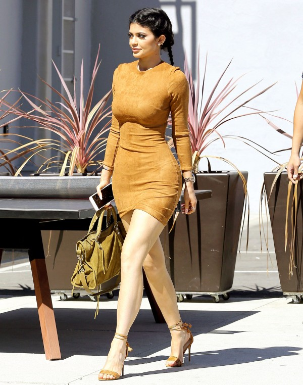 Look 2: Kylie Jenner
