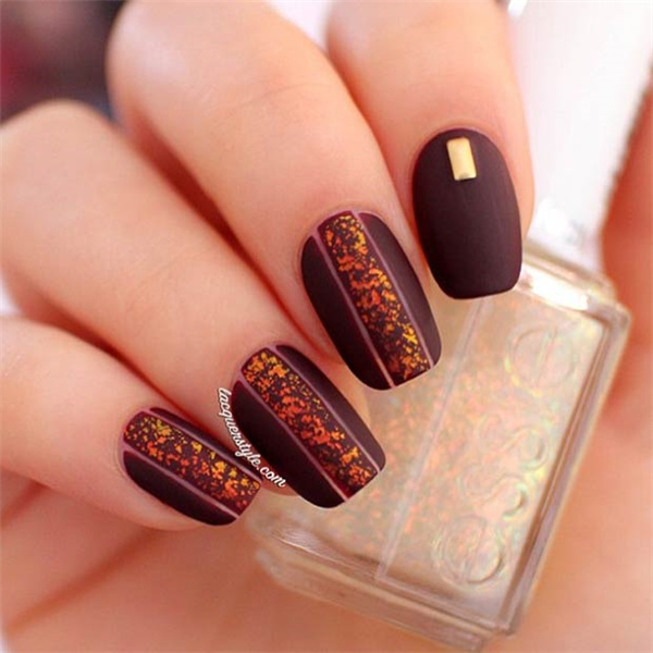 Cool Nail Designs For Fall: Nails For This Season!