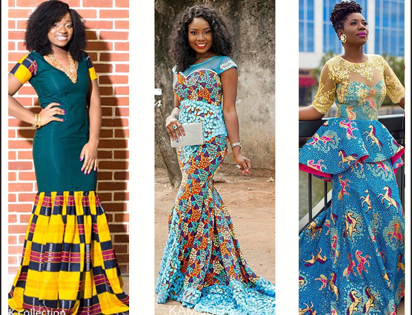 Latest ankara design amp hair styles in africa aso ebi lace designs