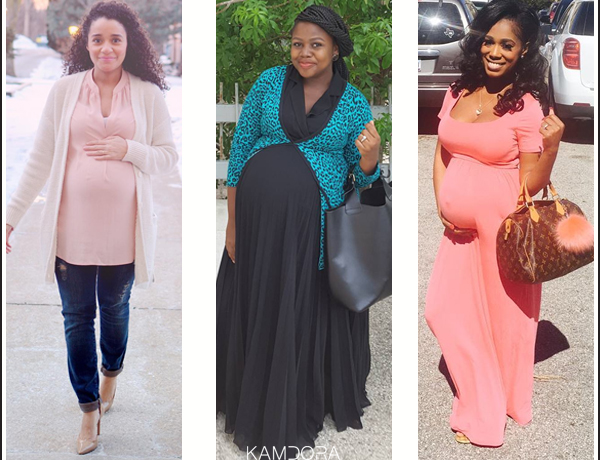 Church Dresses for Pregnant Women