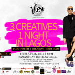 3 Creatives, 1 Night in Lagos