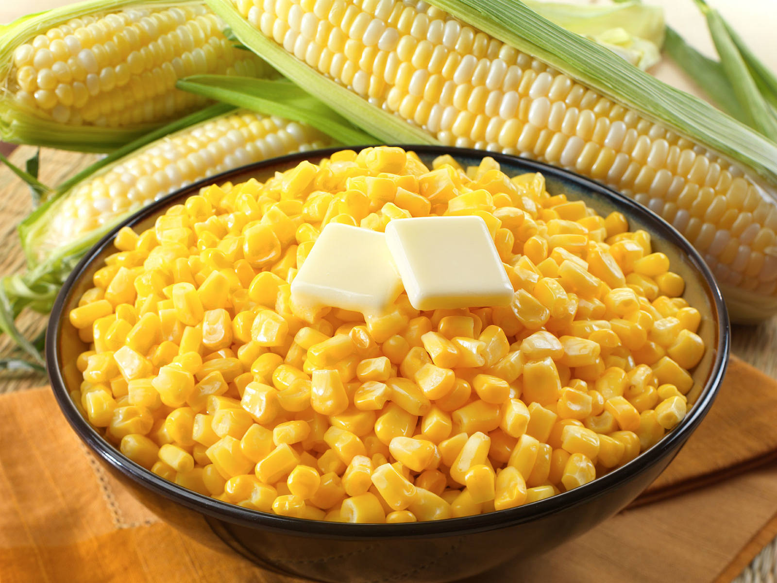 Corn in cup stock image Image of path sweet canned