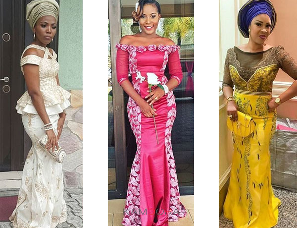 Asoebi Styles 85 Glamorous Is The New Style Kamdora