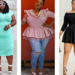 Check Out These Hot Casual Outfits For Curvy Ladies!