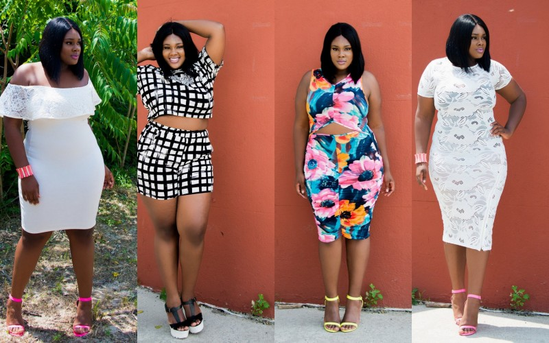 Elegant Best Summer Dresses For Curvy Women