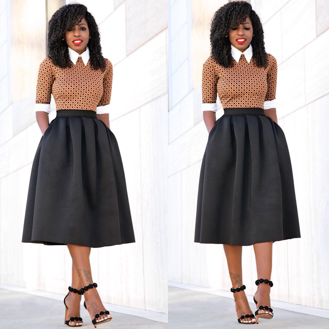 fantastic fashionable outfits for church 11