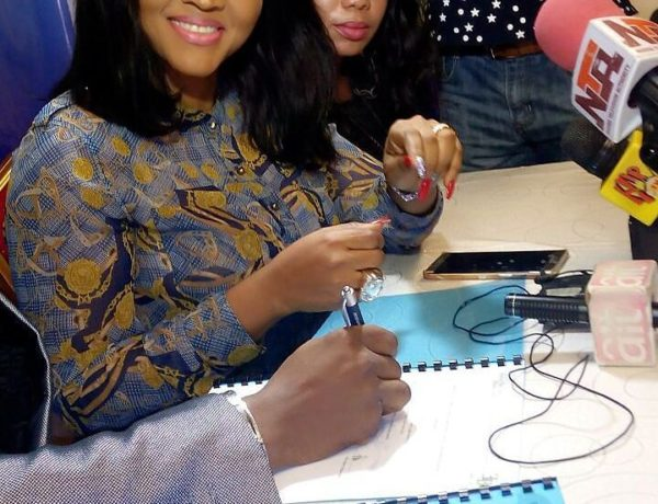 Mercy Aigbe unveiled as Edalaf brothers brand ambassador