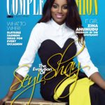 Sheyi Shay & Falz The Bahd Guy Sparkle for the Summer Edition of Complete Fashion