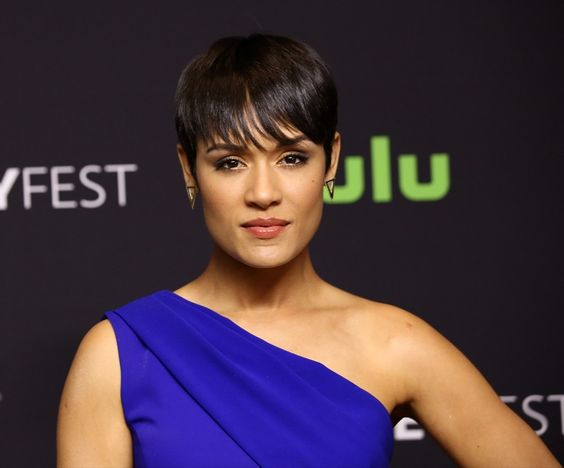 Hairstyle Of The Week Short Hair Because Grace Gealey Did Kamdora - Doll hairstyles for grace