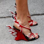 Trending: Shoe Inspiration For Lagos Fashion And Design Week Day 2