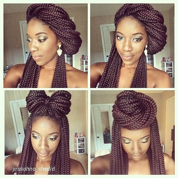 Awe Inspiring How To Do New Braid Styles Braids Hairstyle Inspiration Daily Dogsangcom
